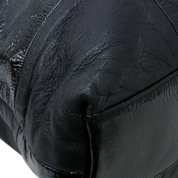 Chanel(샤넬) 크루즈컬렉션 카바스 블랙 레더 은장 체인 숄더백 [부산센텀본점] 이미지5 - 고이비토 중고명품