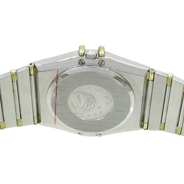 Omega(오메가) 18k 콤비 컨스틀레이션 하프바 남성용 시계  [대구동성로점]
