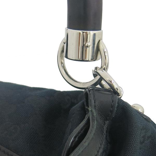 Gucci(구찌) 177139 GG로고 자가드 인디 토트백 [동대문점] 이미지3 - 고이비토 중고명품