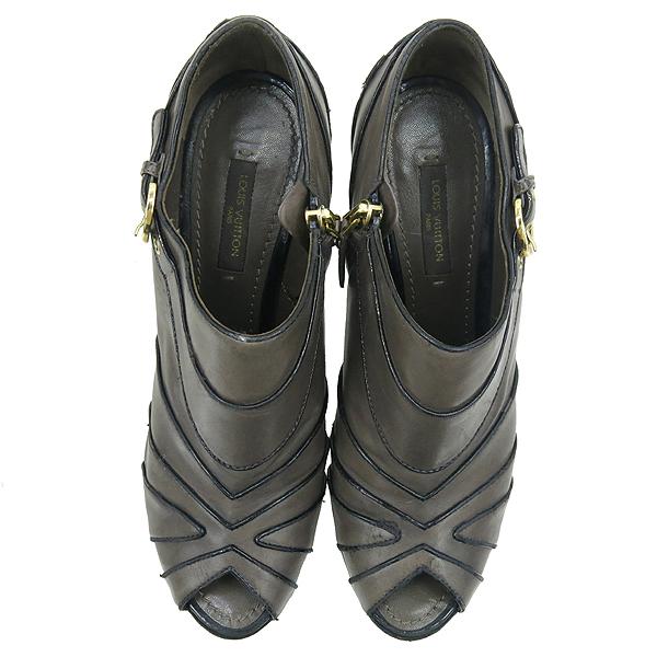 Louis Vuitton(루이비통) 그레이 컬러 오픈토 여성용 구두 [인천점] 이미지4 - 고이비토 중고명품