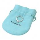 Tiffany(티파니) PT950 (플래티늄) 0.16 캐럿 다이아 웨딩 반지 [강남본점]