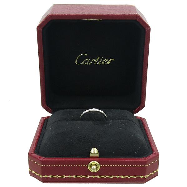 Cartier(까르띠에) B4012500 PT950 (플래티늄) 2.5mm 클래식 웨딩밴드 링 반지 - 7호 [강남본점]