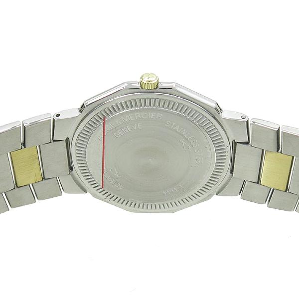Baume&Mercier (보메 메르시에) 11포인트 다이아 콤비 남성용 시계 [강남본점] 이미지4 - 고이비토 중고명품