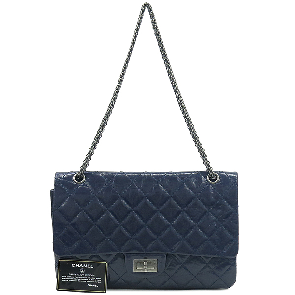Chanel(샤넬) A37590 2.55 빈티지 페이던트 L 사이즈 체인 숄더백 [대구반월당본점]