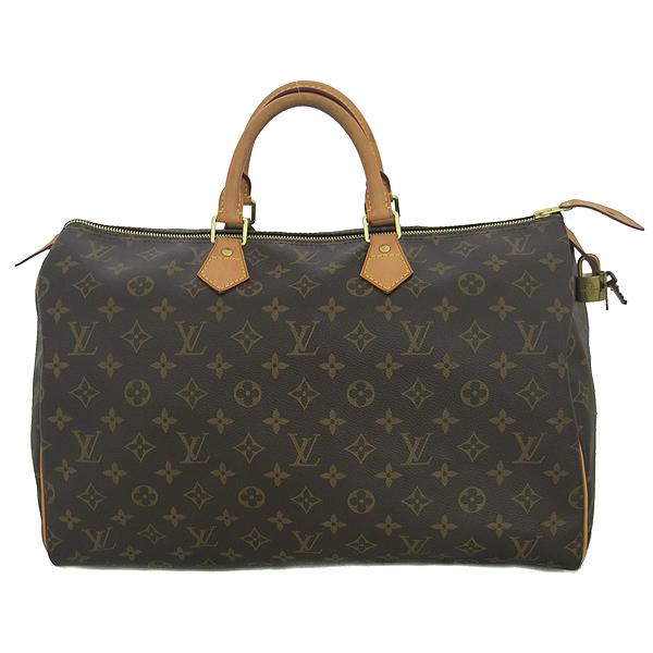 Louis Vuitton(루이비통)  M41522 모노그램 캔버스 스피디 40 토트백 [대전본점]