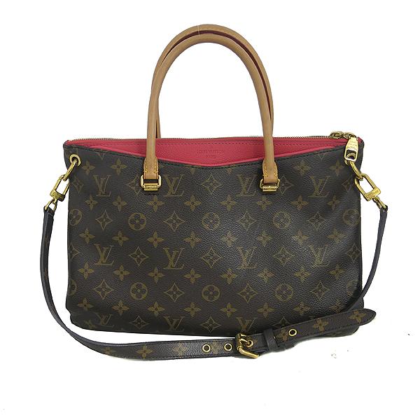 Louis Vuitton(루이비통) M50067 모노그램 캔버스 로즈리치 팔라스 토트백 + 숄더 스트랩 [대전본점] 이미지2 - 고이비토 중고명품