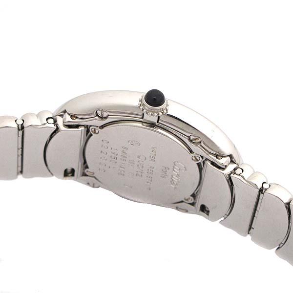 Cartier(까르띠에) W15133L2 18K(750) 화이트골드 BAIGNOIRE(베누아) 금통 여성용 시계 [인천점] 이미지3 - 고이비토 중고명품