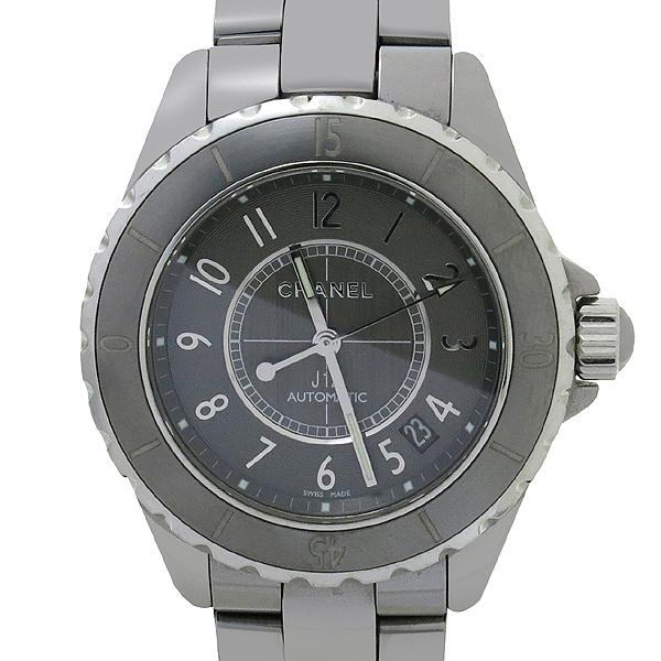 Chanel(샤넬) H2979 오토매틱 J12 크로매틱 티타늄 38MM 남성용 시계 [강남본점] 이미지2 - 고이비토 중고명품