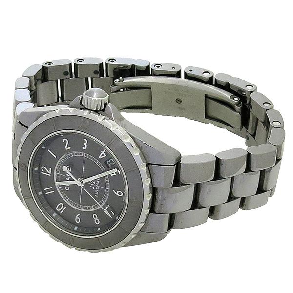 Chanel(샤넬) H2979 오토매틱 J12 크로매틱 티타늄 38MM 남성용 시계 [강남본점] 이미지3 - 고이비토 중고명품