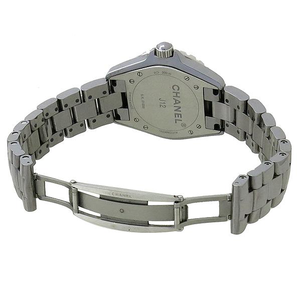 Chanel(샤넬) H2979 오토매틱 J12 크로매틱 티타늄 38MM 남성용 시계 [강남본점] 이미지4 - 고이비토 중고명품