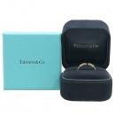 Tiffany(티파니) 18K 핑크골드 T 컬렉션 와이어 반지 - 9 호 [강남본점]