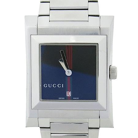 Gucci(����) YA111402 111J ��� ��Ƽġ ����� ��ƿ �극�̽��� ������ �ð� [�λ꺻��]
