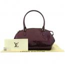 Louis Vuitton(루이비통) M91488 모노그램 베르니 라우지 포비스트 쉐어우드 GM 숄더백 [대구반월당본점]