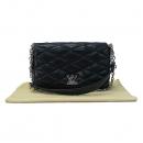 Louis Vuitton(루이비통) M50298 GO-14 말타쥬 MM 블랙컬러 은장체인 숄더백 [부산센텀본점]