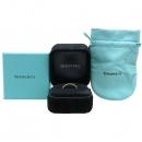 Tiffany(티파니) 750 18K 옐로우골드 밀그레인 4MM 반지 - 24호 [강남본점]