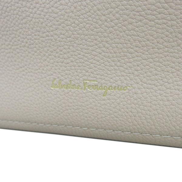 Ferragamo(페라가모) 21 F215 로고 장식 베이지 컬러 토트백 [동대문점] 이미지5 - 고이비토 중고명품