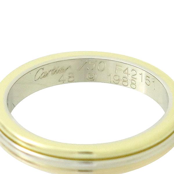 Cartier(까르띠에) 18K(750) 트리니티 웨딩 밴드 반지 [강남본점] 이미지4 - 고이비토 중고명품