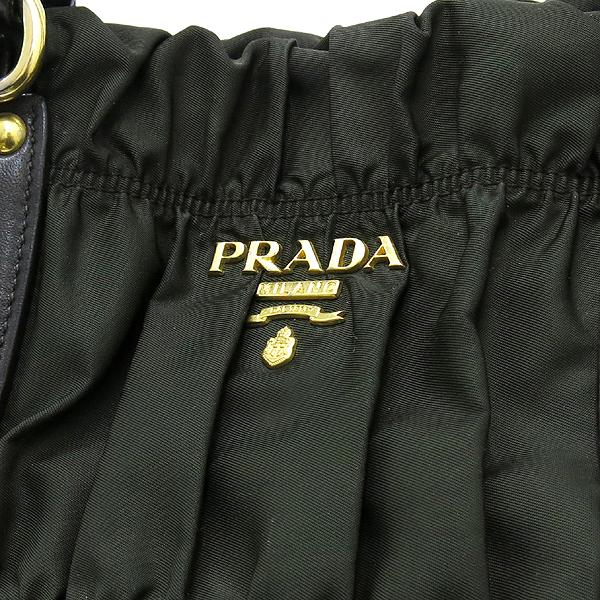 Prada(프라다) BN1788 카키 컬러 패브릭 고프레 2WAY [강남본점] 이미지4 - 고이비토 중고명품