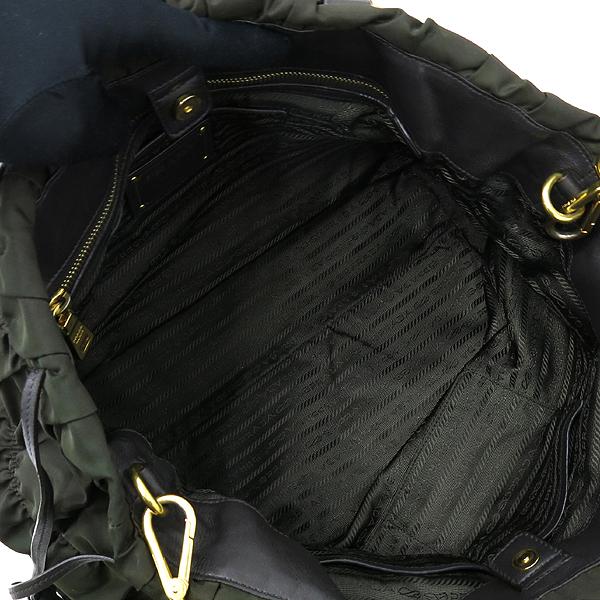 Prada(프라다) BN1788 카키 컬러 패브릭 고프레 2WAY [강남본점] 이미지6 - 고이비토 중고명품