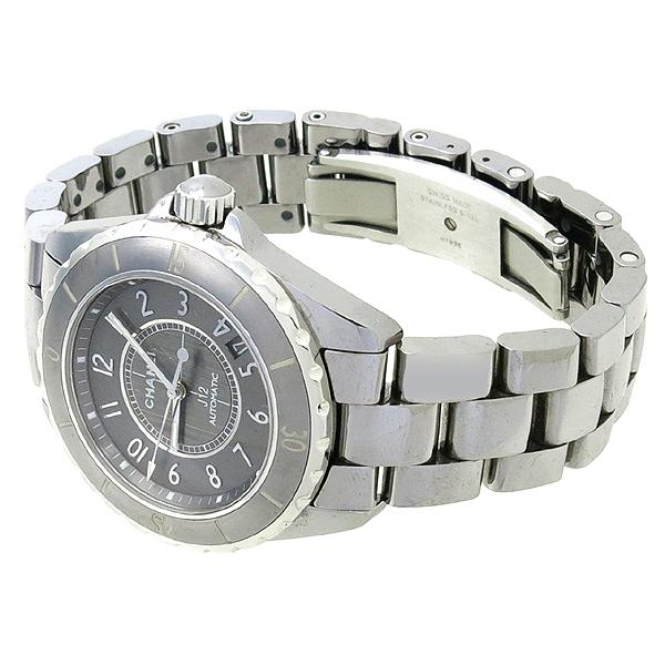 Chanel(샤넬) H2979 오토매틱 J12 크로매틱 티타늄 38MM 남성용 시계 [대전본점] 이미지2 - 고이비토 중고명품