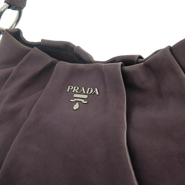 Prada(프라다) BR4010 퍼플 그라데이션 은장 로고 숄더백 [동대문점] 이미지3 - 고이비토 중고명품
