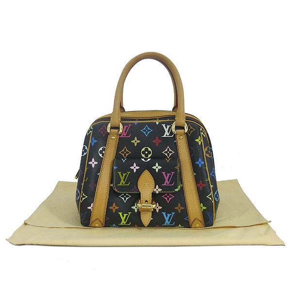 Louis Vuitton(루이비통) M40097 모노그램 멀티 블랙 프리실라 토트백  [대전본점]