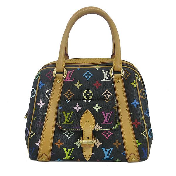 Louis Vuitton(루이비통) M40097 모노그램 멀티 블랙 프리실라 토트백  [대전본점] 이미지2 - 고이비토 중고명품