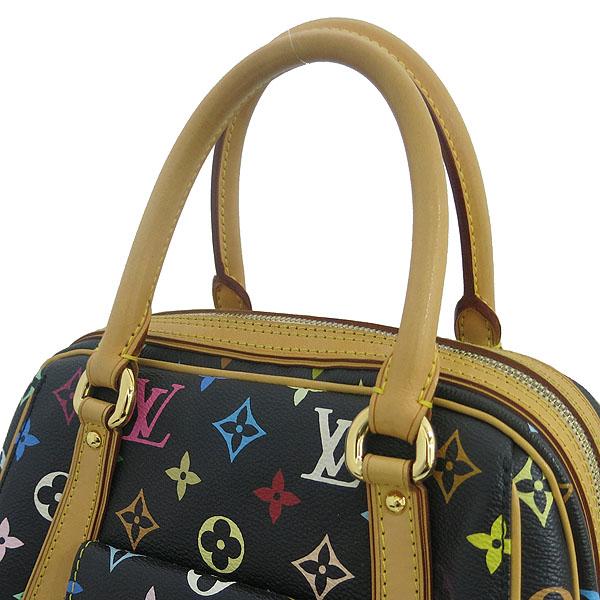 Louis Vuitton(루이비통) M40097 모노그램 멀티 블랙 프리실라 토트백  [대전본점] 이미지4 - 고이비토 중고명품