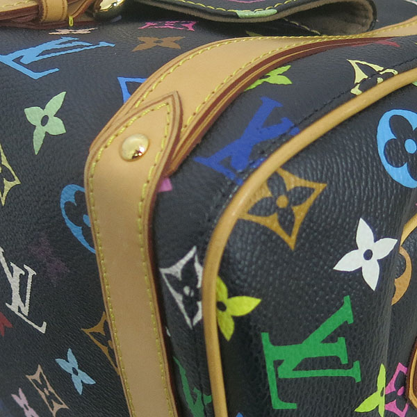 Louis Vuitton(루이비통) M40097 모노그램 멀티 블랙 프리실라 토트백  [대전본점] 이미지5 - 고이비토 중고명품