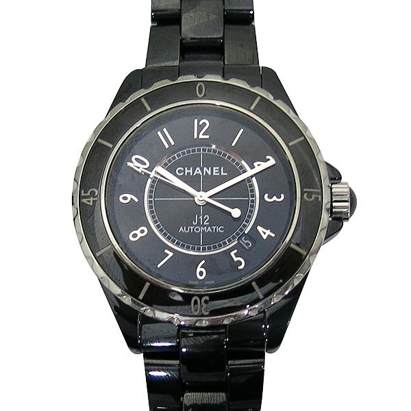 Chanel(샤넬) H2980 J12 블랙 세라믹 42MM 오토매틱 남성용 시계 [부산서면롯데점] 이미지3 - 고이비토 중고명품