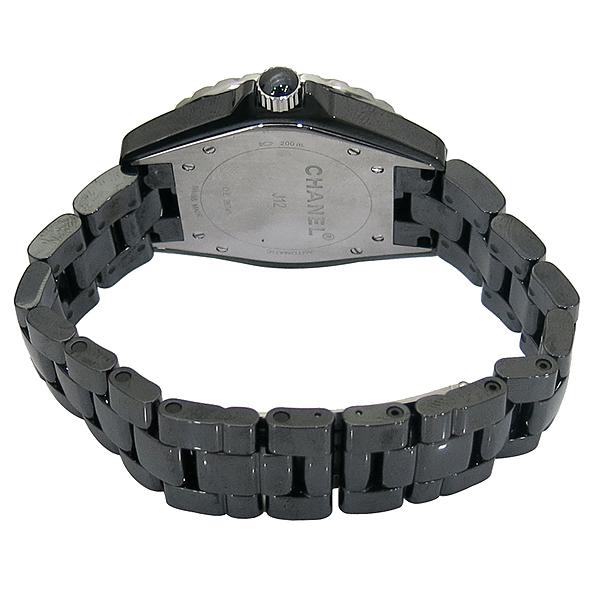Chanel(샤넬) H2980 J12 블랙 세라믹 42MM 오토매틱 남성용 시계 [부산서면롯데점] 이미지5 - 고이비토 중고명품