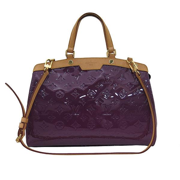 Louis Vuitton(루이비통) M90106 모노그램 베르니 AMETHYSTE(아메시스트) 컬러 브레아 MM 2WAY [대전본점] 이미지2 - 고이비토 중고명품