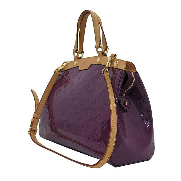 Louis Vuitton(루이비통) M90106 모노그램 베르니 AMETHYSTE(아메시스트) 컬러 브레아 MM 2WAY [대전본점] 이미지3 - 고이비토 중고명품