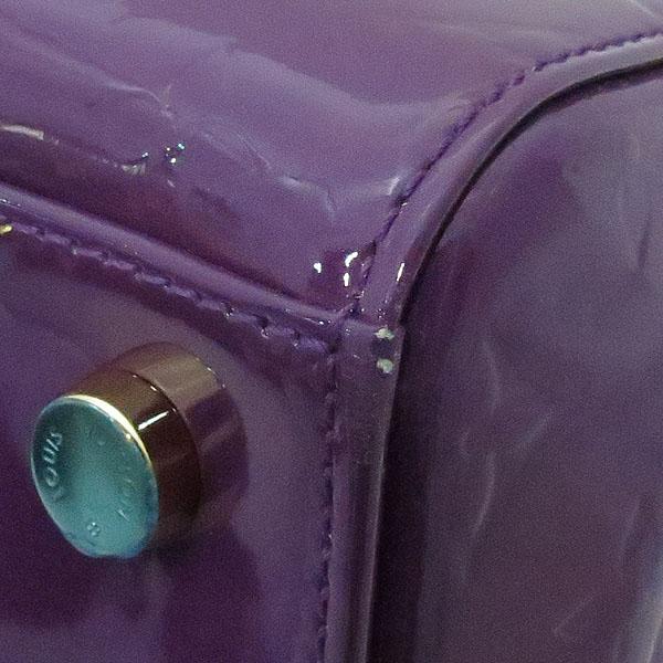 Louis Vuitton(루이비통) M90106 모노그램 베르니 AMETHYSTE(아메시스트) 컬러 브레아 MM 2WAY [대전본점] 이미지5 - 고이비토 중고명품