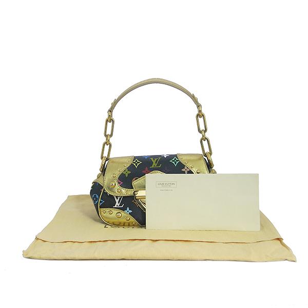 Louis Vuitton(루이비통) M40207 모노그램 멀티 컬러 블랙 마릴린 오뜨 숄더백 [동대문점]
