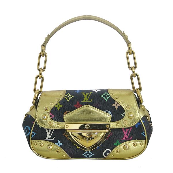 Louis Vuitton(루이비통) M40207 모노그램 멀티 컬러 블랙 마릴린 오뜨 숄더백 [동대문점] 이미지2 - 고이비토 중고명품