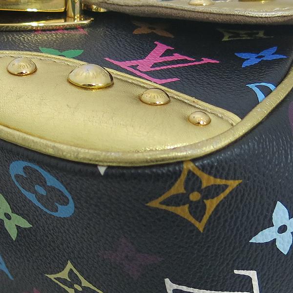 Louis Vuitton(루이비통) M40207 모노그램 멀티 컬러 블랙 마릴린 오뜨 숄더백 [동대문점] 이미지5 - 고이비토 중고명품