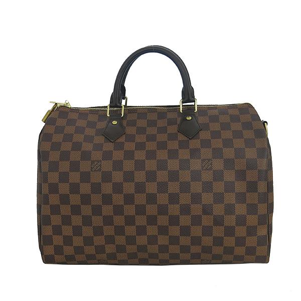 Louis Vuitton(루이비통) N41366 다미에 에벤 캔버스 신형 반둘리에 스피디 35 토트백+숄더스트랩 [동대문점] 이미지2 - 고이비토 중고명품