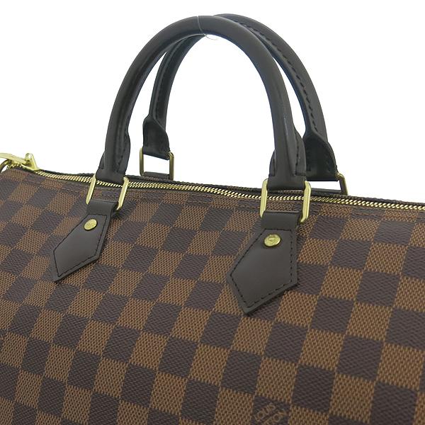 Louis Vuitton(루이비통) N41366 다미에 에벤 캔버스 신형 반둘리에 스피디 35 토트백+숄더스트랩 [동대문점] 이미지4 - 고이비토 중고명품