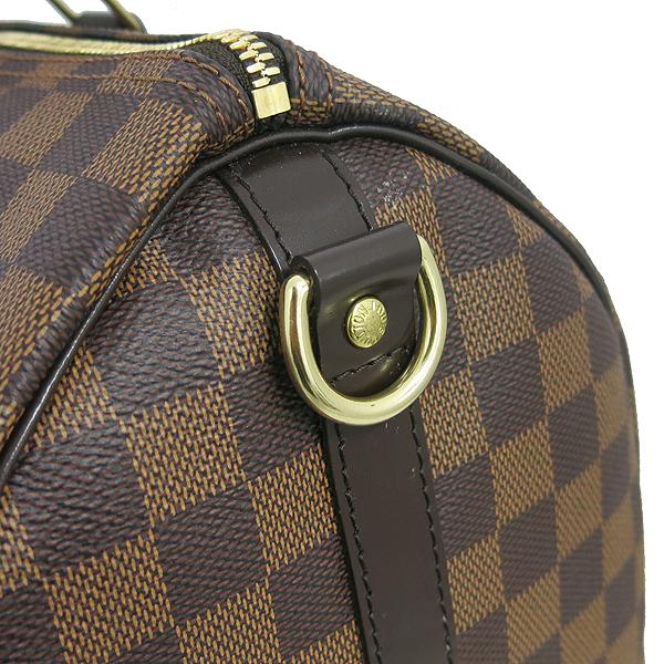 Louis Vuitton(루이비통) N41366 다미에 에벤 캔버스 신형 반둘리에 스피디 35 토트백+숄더스트랩 [동대문점] 이미지5 - 고이비토 중고명품