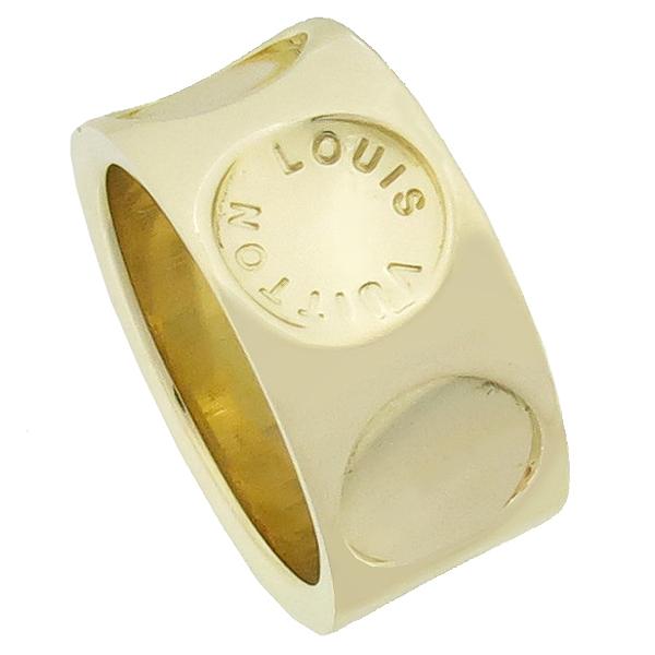 Louis Vuitton(루이비통) 18K 골드 라지 앙프렝트 링 - 13호 [강남본점]