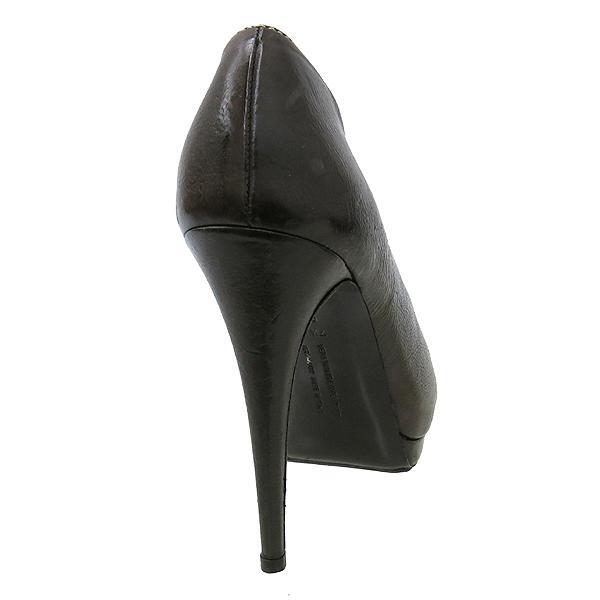 VERA WANG(베라왕) 브라운 레더 오픈토 여성용 구두 [강남본점] 이미지5 - 고이비토 중고명품