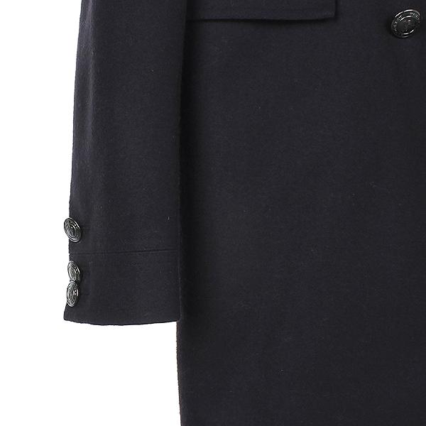 Burberry(버버리) 칠드런 캐시미어혼방 견장 더블 코트 [부산센텀본점] 이미지3 - 고이비토 중고명품