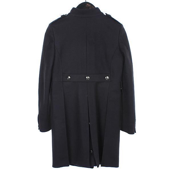 Burberry(버버리) 칠드런 캐시미어혼방 견장 더블 코트 [부산센텀본점] 이미지4 - 고이비토 중고명품