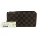 Louis Vuitton(루이비통) N60015 다미에 에벤 캔버스 지피 월릿 장지갑 [대구반월당본점]