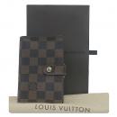 Louis Vuitton(루이비통) N61674 다미에 에벤 캔버스 프렌치퍼스 중지갑 [부산센텀본점]