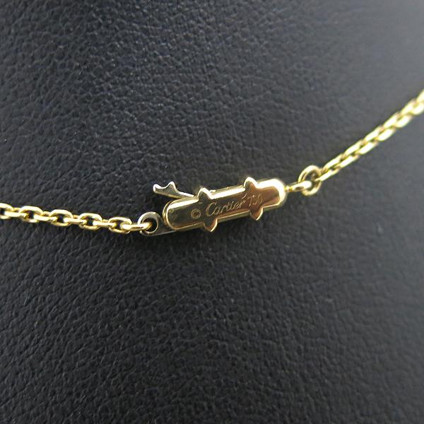 Cartier(까르띠에) B7008200 18K 골드 하트 팬던트 다이아 목걸이 [동대문점] 이미지3 - 고이비토 중고명품