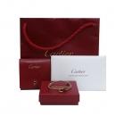 Cartier(까르띠에) B6040100 18k 핑크골드 브라운 세라믹 실크 팔찌 [부산센텀본점]