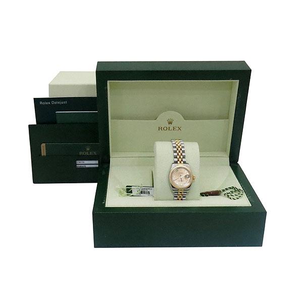 Rolex(로렉스) 179173 DATEJUST(데이저스트) 18K 골드 콤비 여성용 시계 [부산센텀본점]