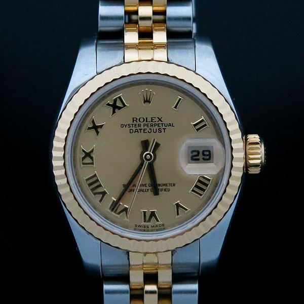 Rolex(로렉스) 179173 DATEJUST(데이저스트) 18K 골드 콤비 여성용 시계 [부산센텀본점] 이미지2 - 고이비토 중고명품